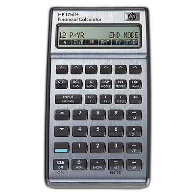 hp 17bii financial calculator rh commerce hpcalc org Hewlett-Packard 17Bii Financial Calculator hewlett packard 17b business calculator manual
